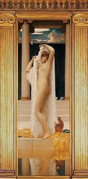 Frederic Leighton: Das Bad der Psyche