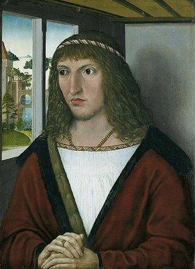 Nürnberger Meister: Jugendbildnis Friedrichs des Weisen von Sachsen