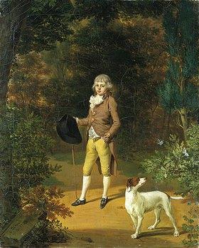 Georg Karl Urlaub: Bildnis des Friedrich Adolf Karl von Holzhausen