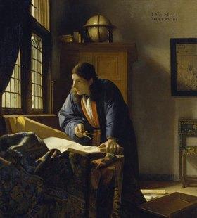 Jan Vermeer van Delft: Der Geograph