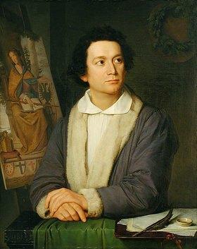 Joseph Binder: Bildnis des Malers und Galeriedirektors Philipp Veit
