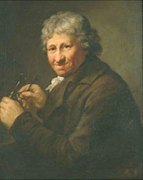 Anton Graff: Bildnis Daniel Chodowiecki