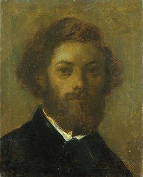 Gustave Courbet: Bildnis des Malers Jules Lunteschütz