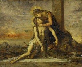 Gustave Moreau: Pieta