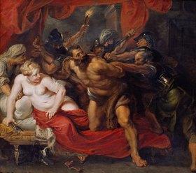 Peter Paul Rubens: Gefangennnahme Simsons