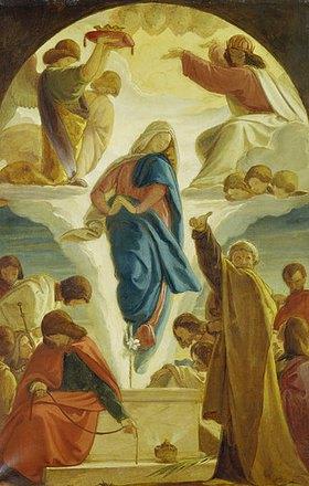 Philipp Veit: Himmelfahrt Mariae