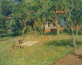 Wilhelm Claudius: Sommer auf dem Lande