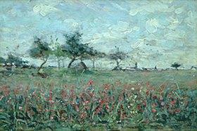 Axel Lindman: Blumenwiese