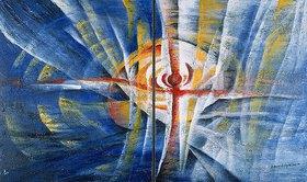 Annette Bartusch-Goger: Auferstehung. 2004. Diptychon