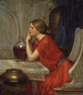 John William Waterhouse: Circe