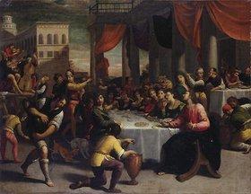 Ippolito Scarsellino: Die Hochzeit zu Kanaa