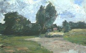 Max Liebermann: Holländische Landschaft