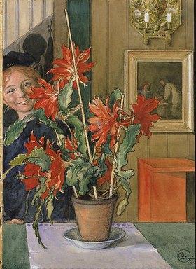 Carl Larsson: Britas Kaktus