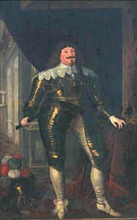 Deutsch: Wladislaus IV. Wasa, König von Polen (1595-1648), Mitte 17. Jahrhundert