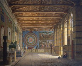Leo von Klenze: Der Camposanto in Pisa
