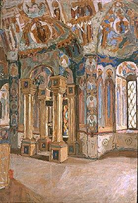 Pjotr Petrowitschev: In der Kirche der Gottheit in Rostow