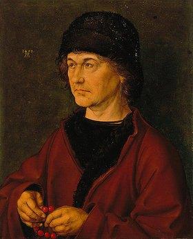 Albrecht Dürer: Bildnis des Vaters
