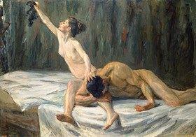 Max Liebermann: Samson und Delila