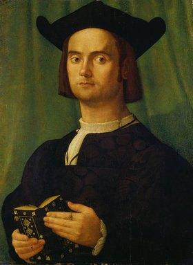 Lorenzo Lotto: Bildnis eines Jünglings