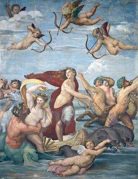 Raffael (Raffaello Sanzio): Der Triumph der Galatea