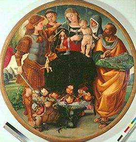 Baccio Ciarpi: Das Wunder des Hl. Benedikt