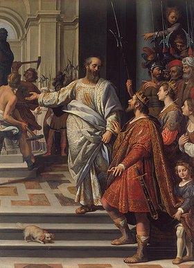 Agostino Ciampelli: Die Zerstörung der Götzenbilder