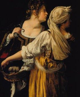Artemisia Gentileschi: Judith und Holofernes