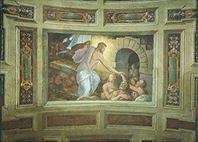 Christofano Gherardi: Christus in der Vorhölle
