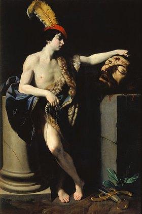 Guido Reni: David mit dem Haupt des Goliath