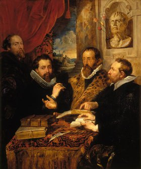 Peter Paul Rubens: Die vier Philosophen