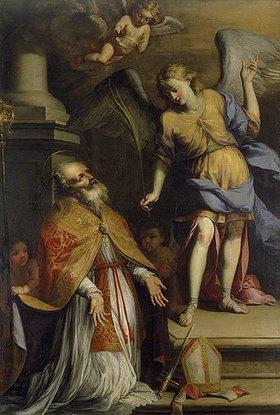 Francesco Salviati: Christus, das Kreuz tragend