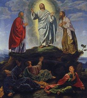 Giovanni Girolamo Savoldo: Die Verklärung Christi