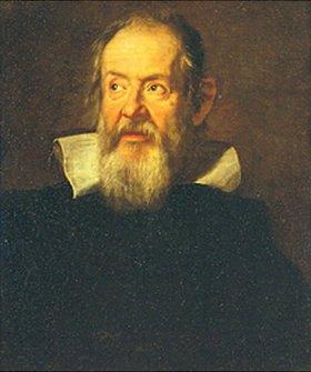 Justus Sustermans: Bildnis von Galileo Galilei