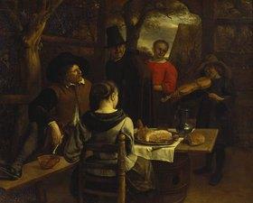 Jan Steen: Das Mittagsmahl