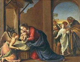 Alessandro Tiarini: Die Geburt Christi