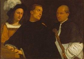 Tizian (Tiziano Vecellio): Das Konzert
