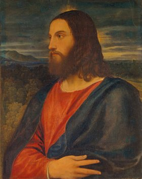 Tizian (Tiziano Vecellio): Christus