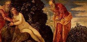 Tintoretto (Jacopo Robusti): Susanna und die beiden Alten