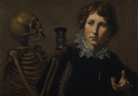 Jacopo Vignali: Jugend und Tod