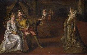 Lodewijk (gen. Pozzoserrato) Toeput: Venezianische Kurtisanen