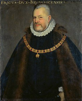 Deutsch: Erich II., Herzog zu Braunschweig, Wolfenbüttel und Calenberg. 16. Jhd