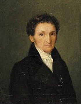 Anonym: Bildnis E.T.A.  Hoffmann (1776-1822)
