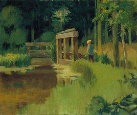 Edouard Manet: In einem Park
