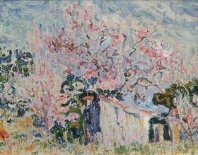 Paul Signac: Frühling in der Provence
