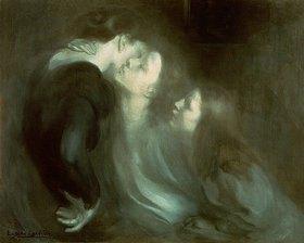 Eugène Carrière: Mutters Kuss
