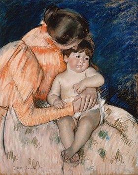 Mary Cassatt: Mutter und Kind