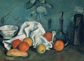 Paul Cézanne: Stilleben mit Früchten