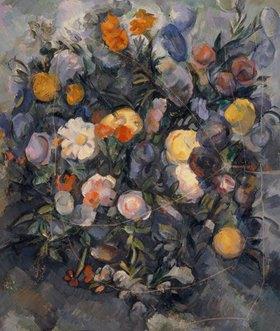 Paul Cézanne: Blumenstrauß