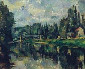 Paul Cézanne: An den Ufern der Marne