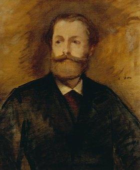 Edouard Manet: Bildnis von Antoine Proust